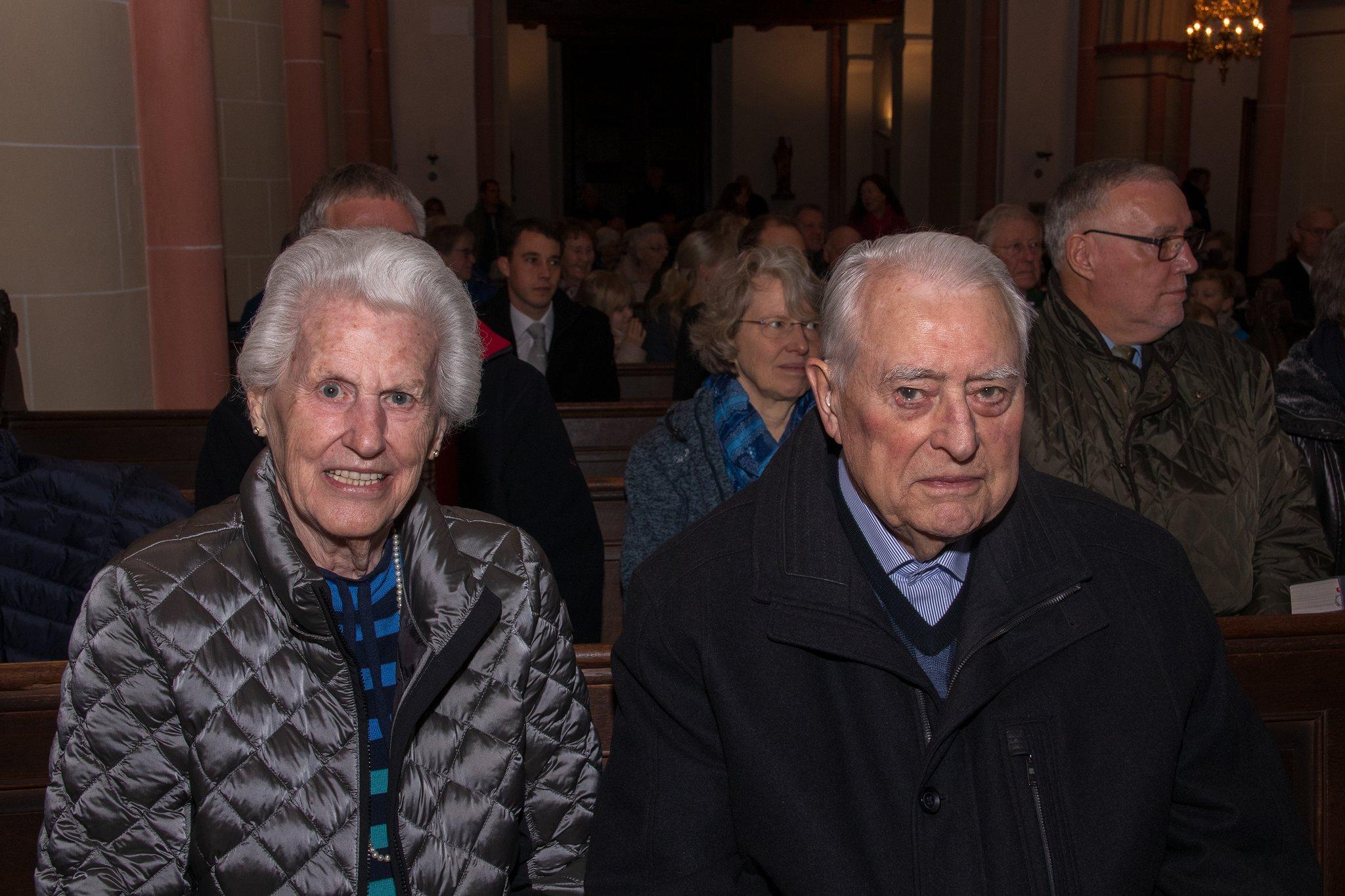 65 Jahre verheiratet: Es begann auf der Kirmes - Lokalkompass.de