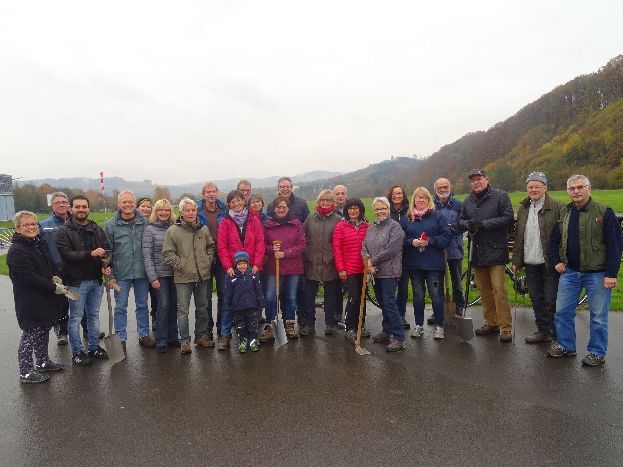 Großer und erfolgreicher Herbstaktionstag der INO - Arnsberg - Lokalkompass.de
