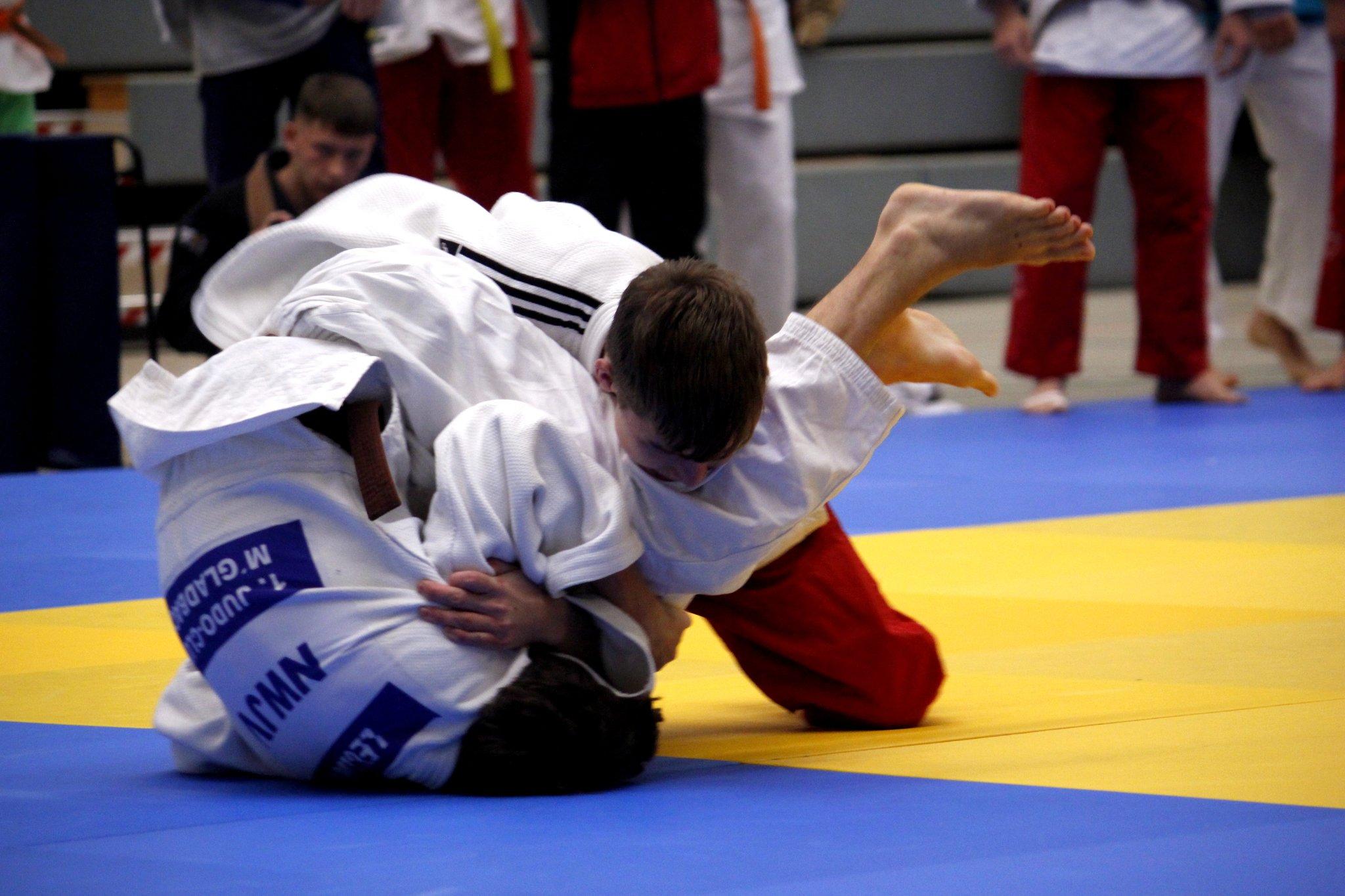 Judo- der sanfte Weg: Bottrop 2. Platz Frauen - 1. Platz Männer - Bottrop - Lokalkompass.de