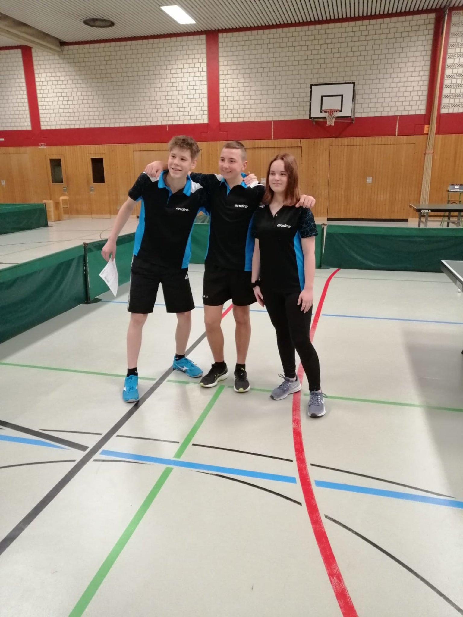 Tischtennis in Gladbeck: Gutes Wochenende für die DJK TTG Gladbeck-Süd - Gladbeck - Lokalkompass.de