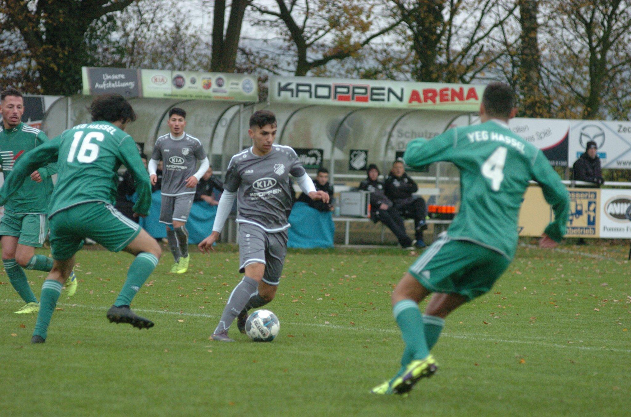 Marl: TuS 05 Sinsen fährt mit breiter Brust zum FC Iserlohn - Marl - Lokalkompass.de