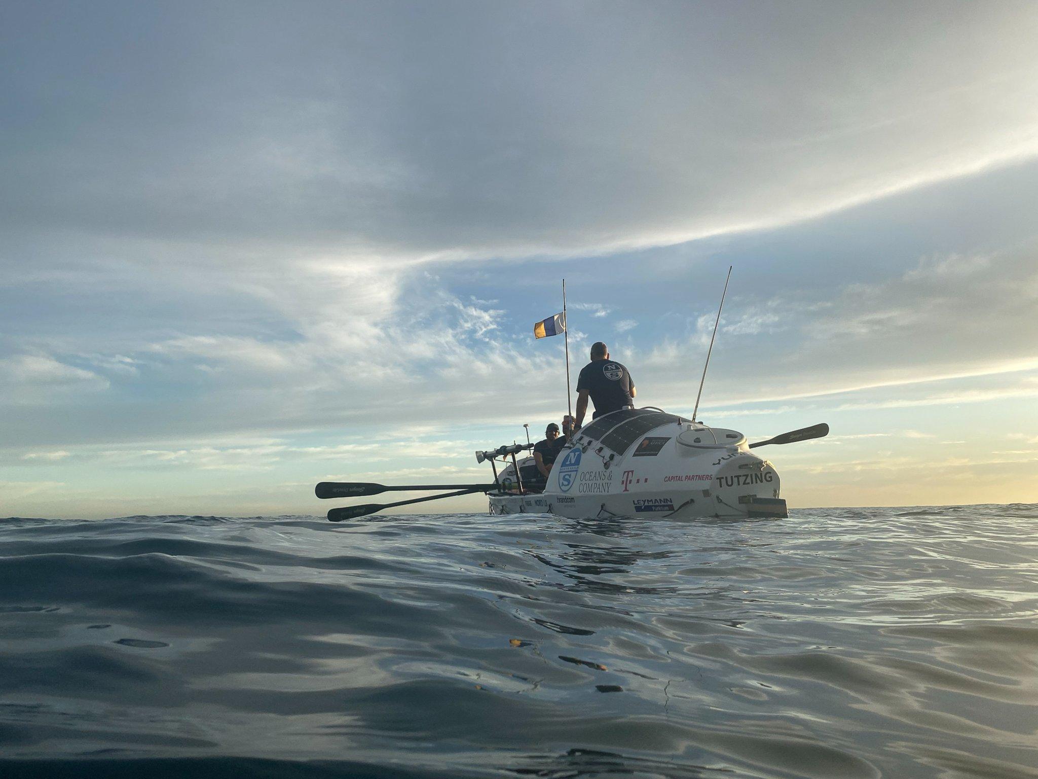 atlantiküberquerung ruderboot