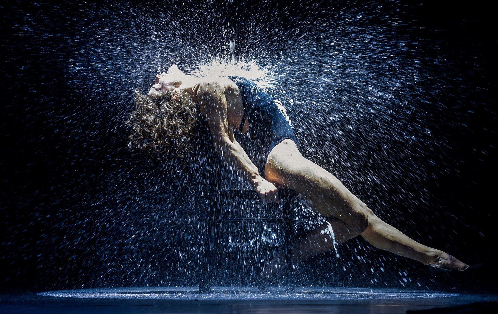 Musical Flashdance gastiert noch bis Silvester im Colosseum ...