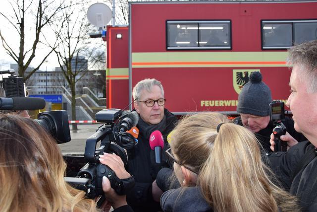 Oberhausen Bombenentschärfung Heute