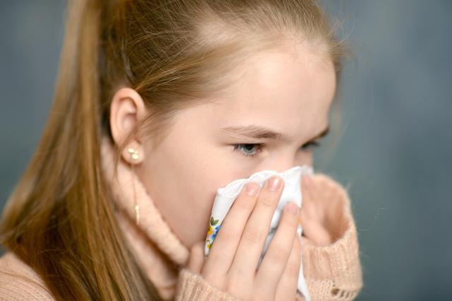 bakterielle erkältung