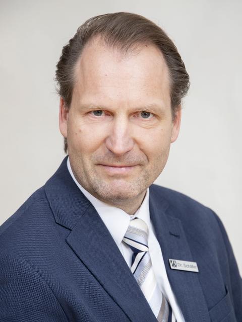 Neuer JVA-Leiter in Hagen:: Dr. Jörg-Uwe Schäfer (48