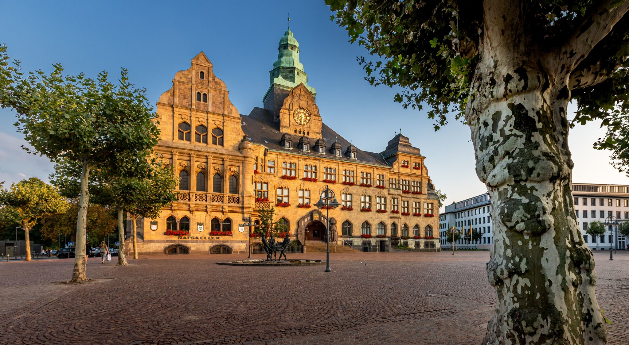 Schönstes Rathaus Nrw