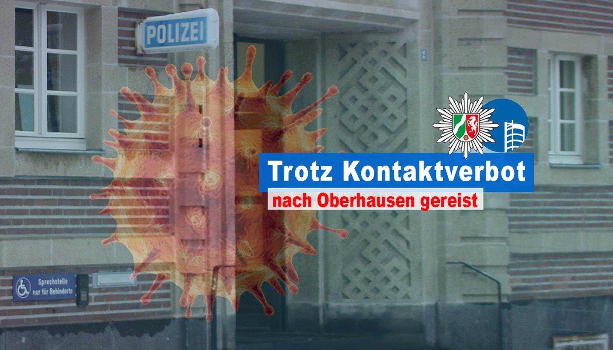 Kontaktverbot Köln