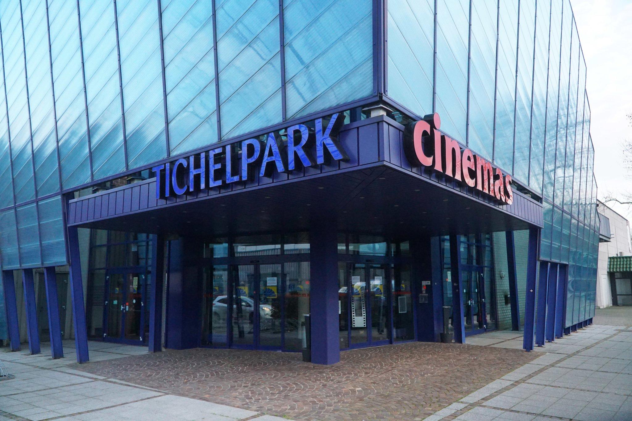 Kino Kleve Tichelpark