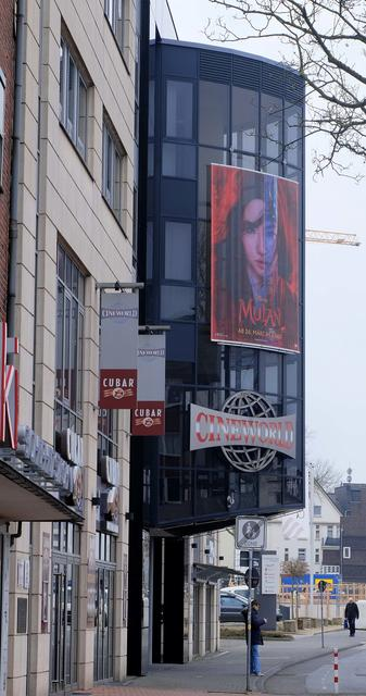 Kino Recklinghausen Cineworld Kartenreservierung