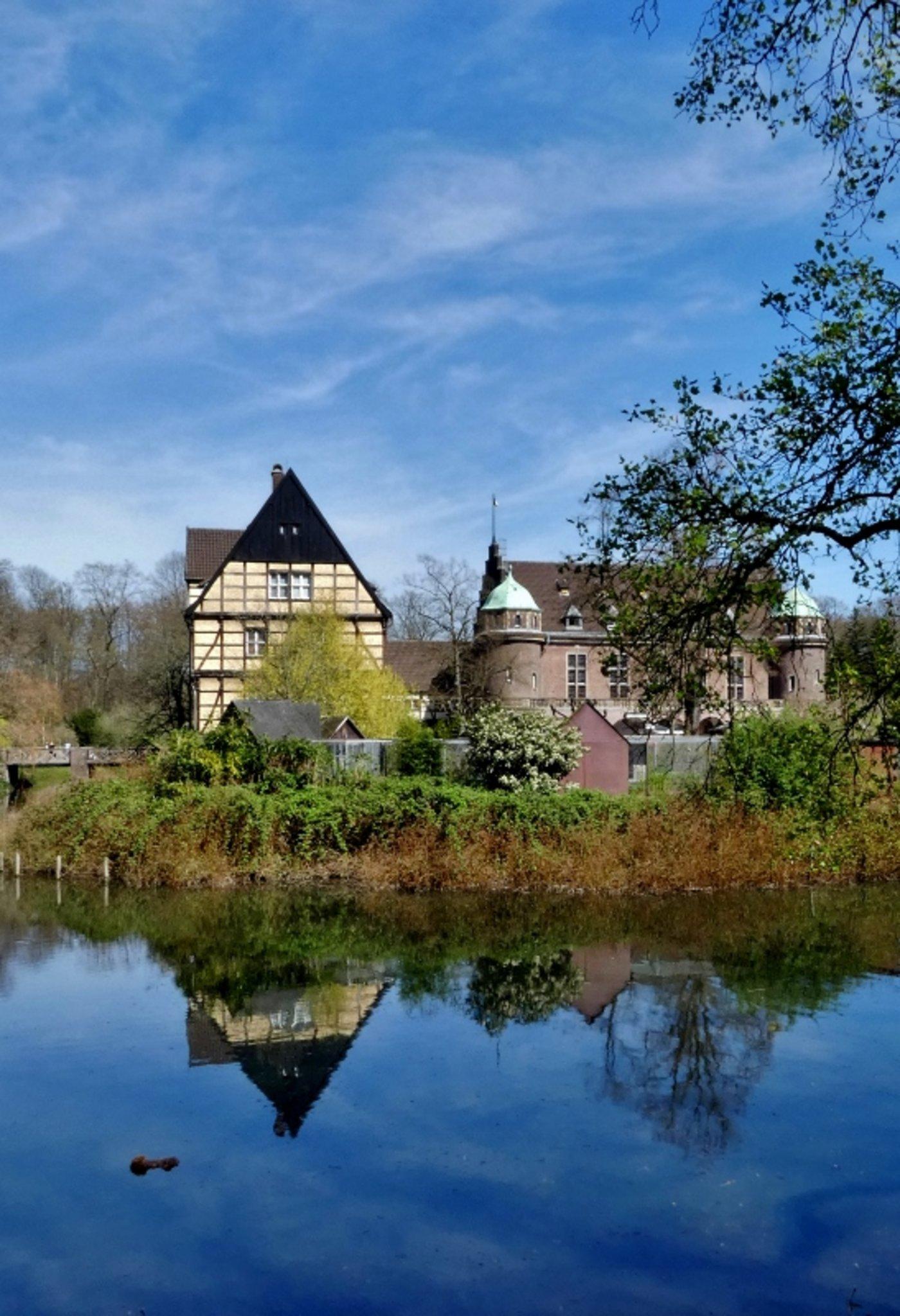 Krimidinner Schloss Wittringen