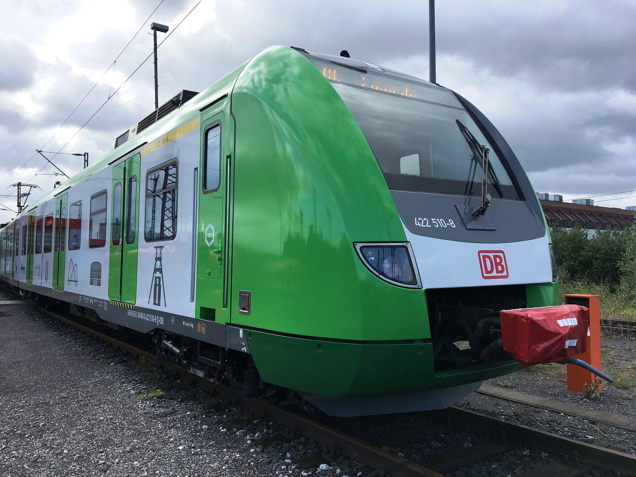 S Bahn Nrw