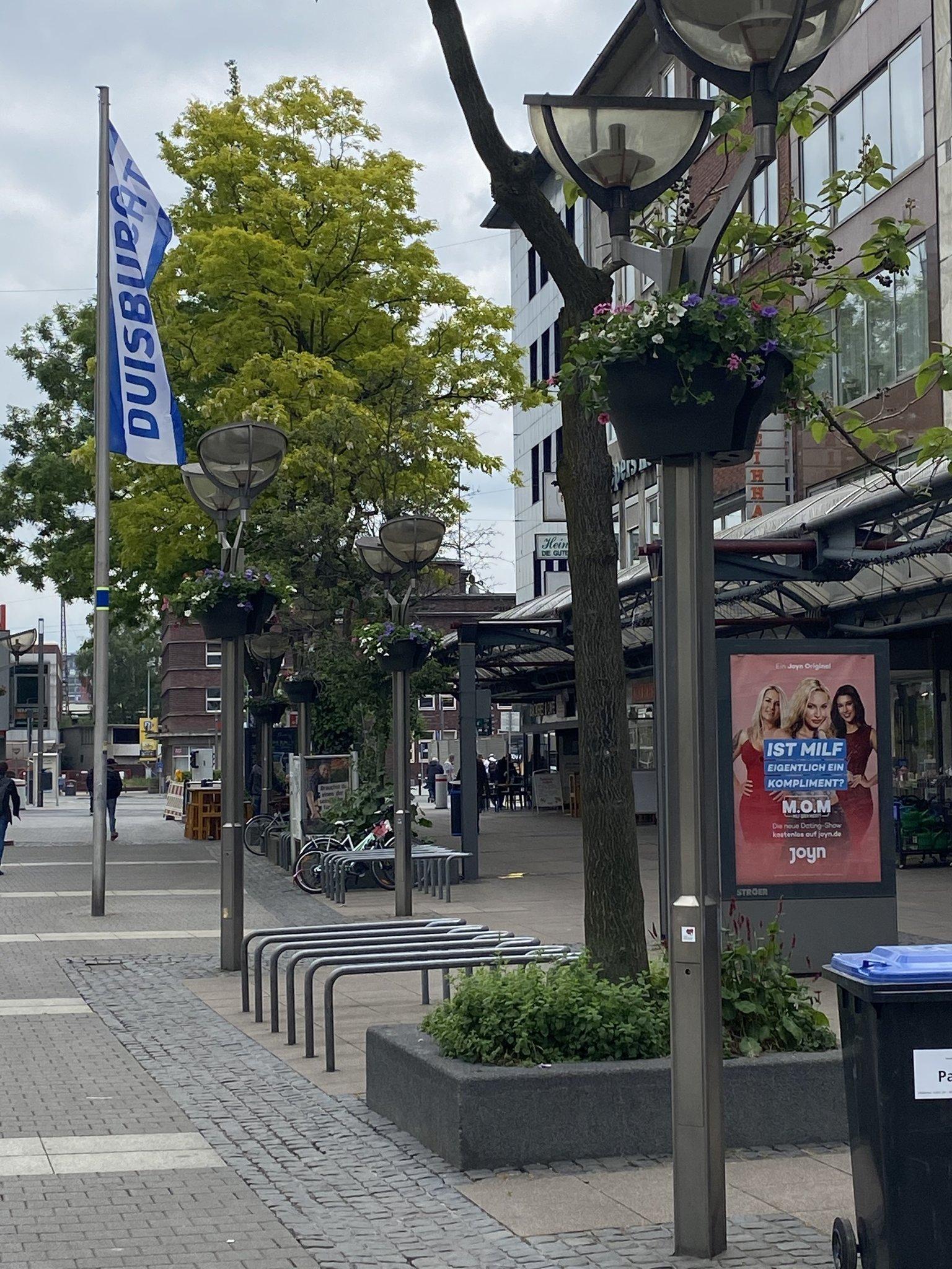 Vulkanstraße Duisburg Corona