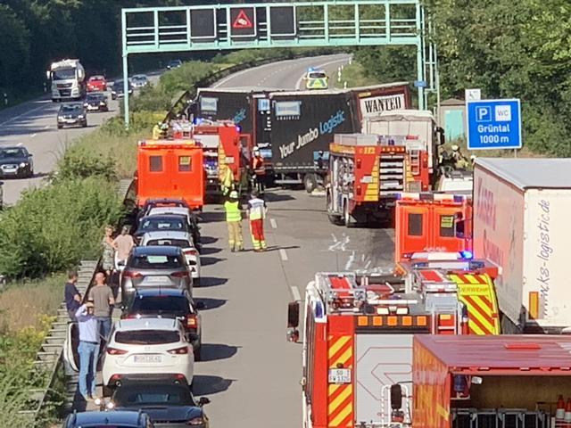 Unfall A44 Heute Düsseldorf