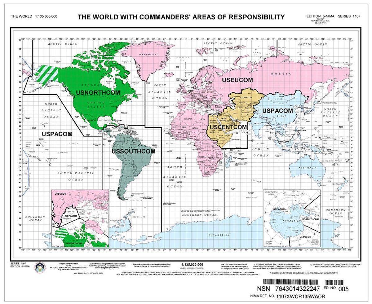 Deutschland wird weltweit um den versprochenen Abzug der US-Truppen beneidet.
