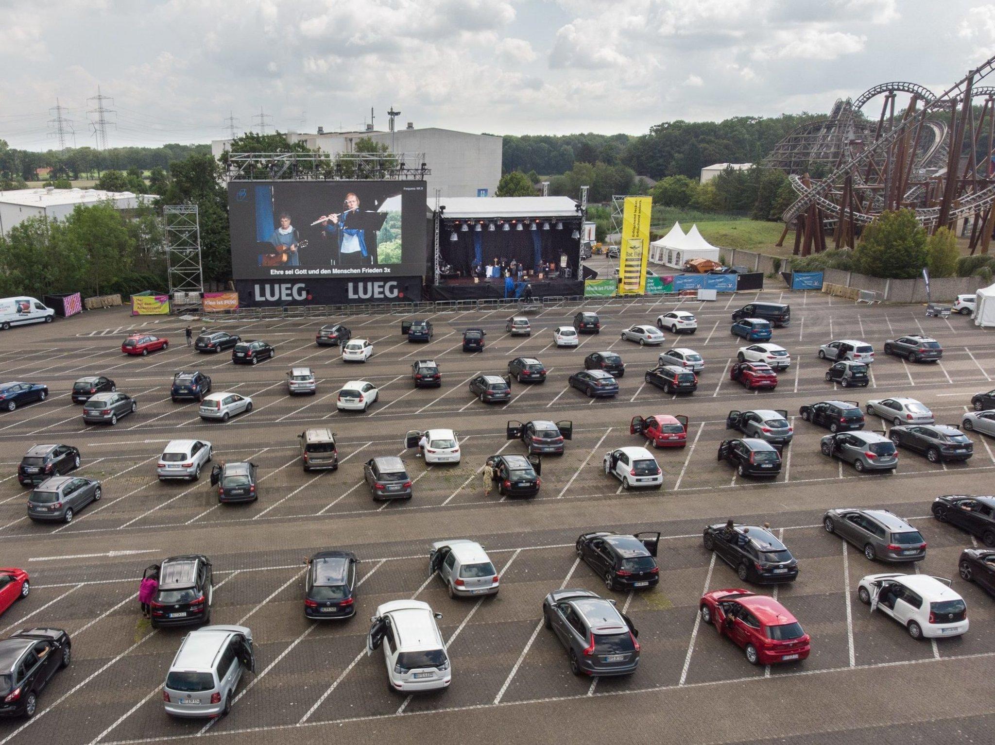Autokino Movie Park