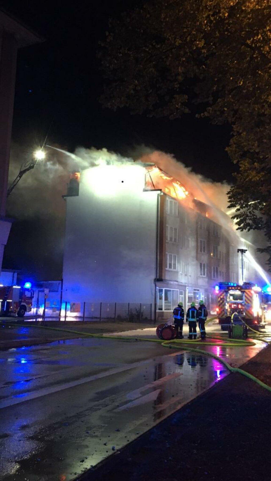 Gelsenkirchen Brand