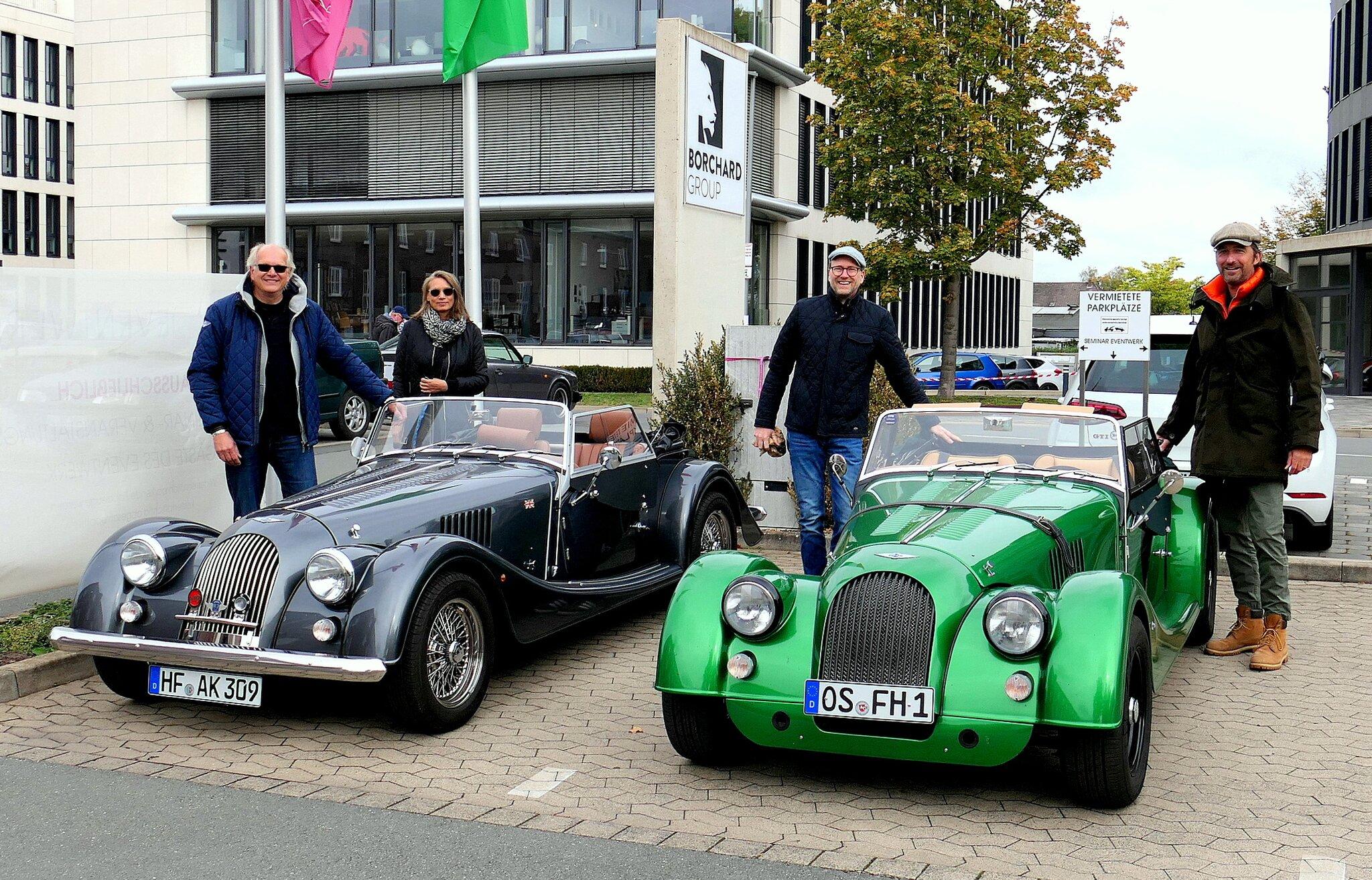 Old- und Youngtimer im Bielefelder Lenkwerk -...