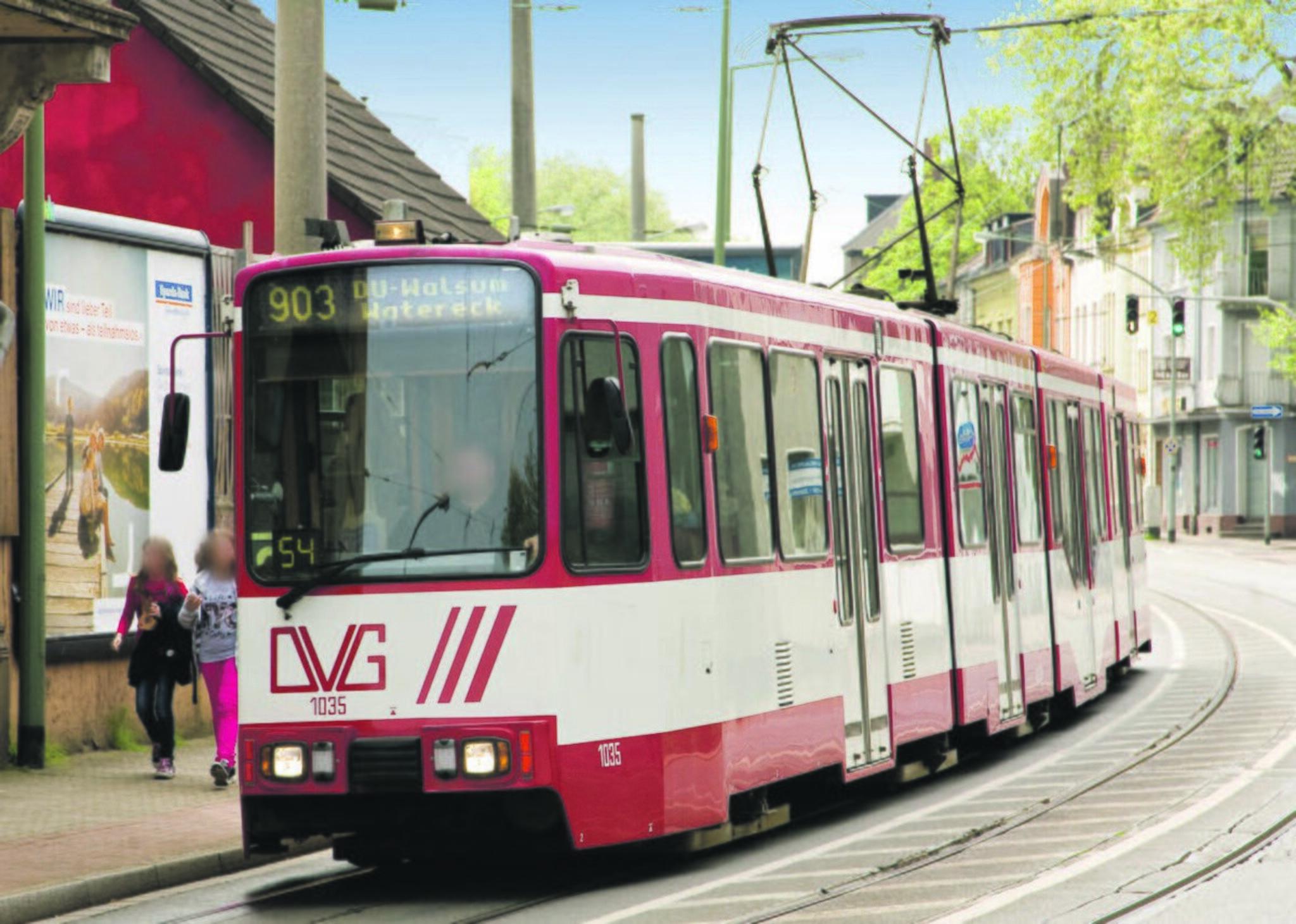 Duisburger Verkehrsgesellschaft wird am 29. September ganztägig...