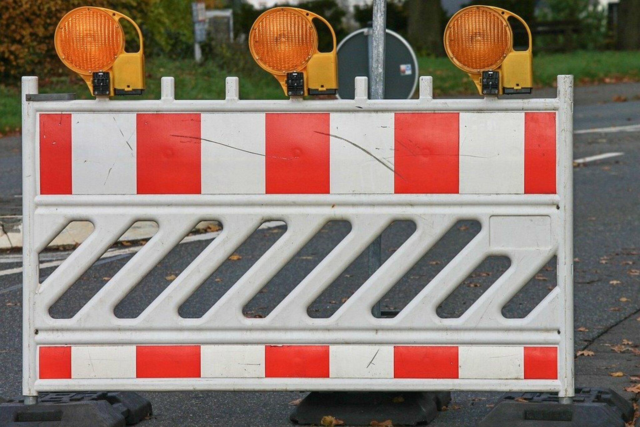 Duisburg-Neumühl: Vollsperrung der Fiskusstraße - Duisburg