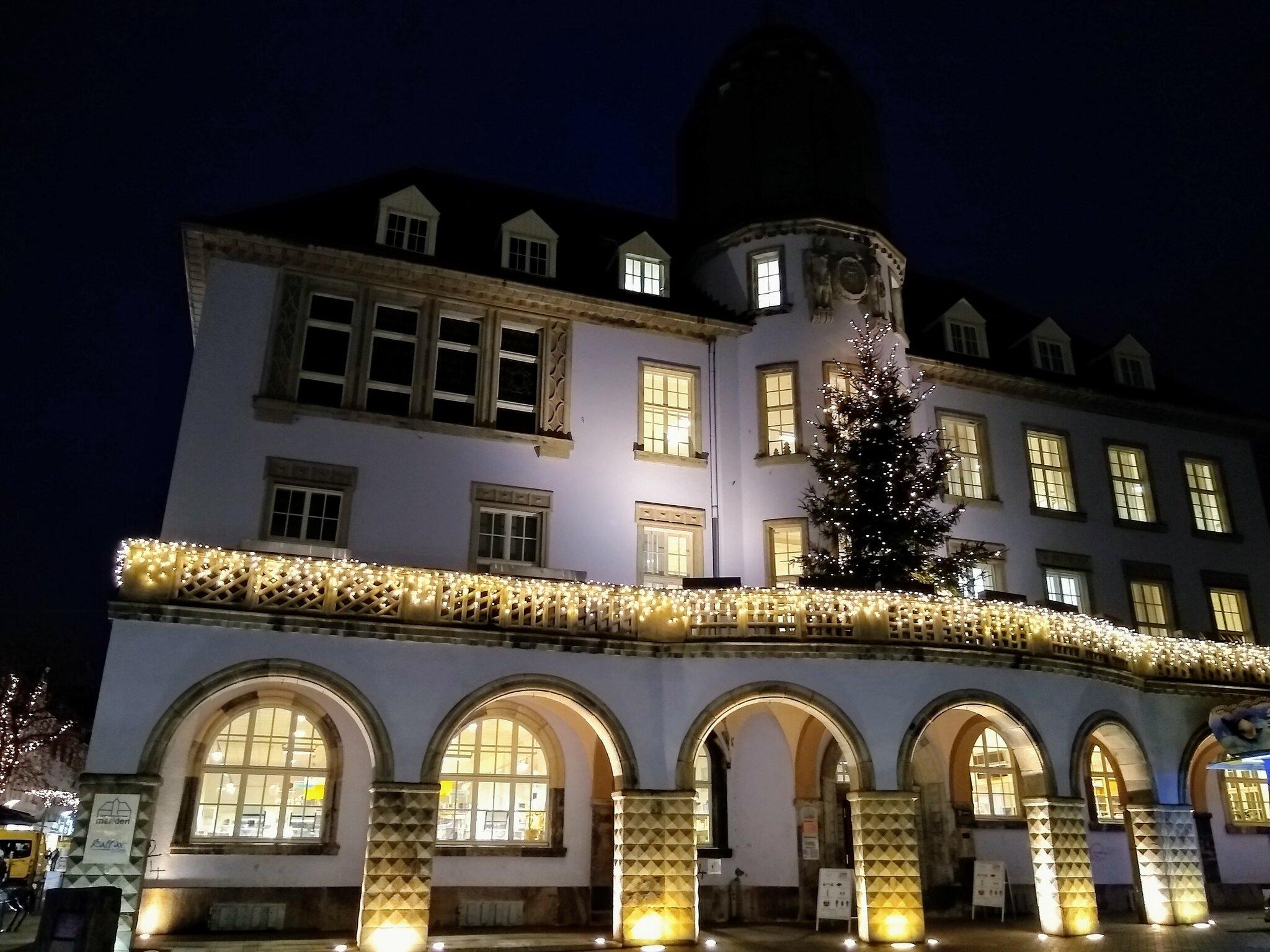 Stadtmarketing Menden: Einige Buden bieten ab Donnerstag weihnachtliche Stimmung...