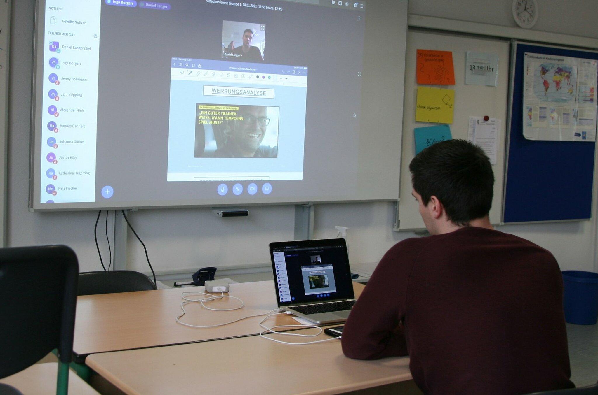 Gesamtschule Hamminkeln: Lernen auf Distanz so persönlich wie möglich...