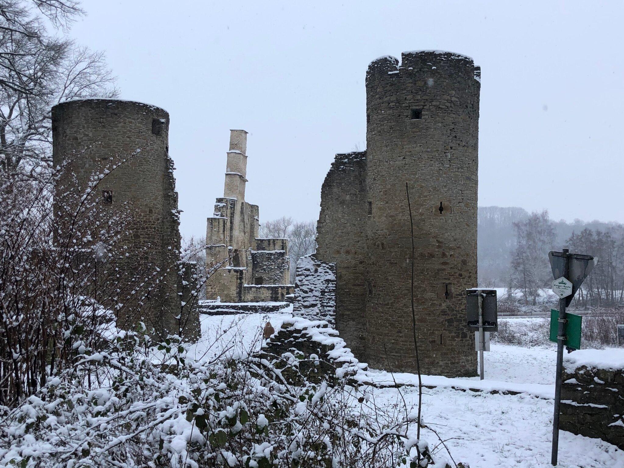 Leser schickten uns ihre schönsten Schneebilder aus...