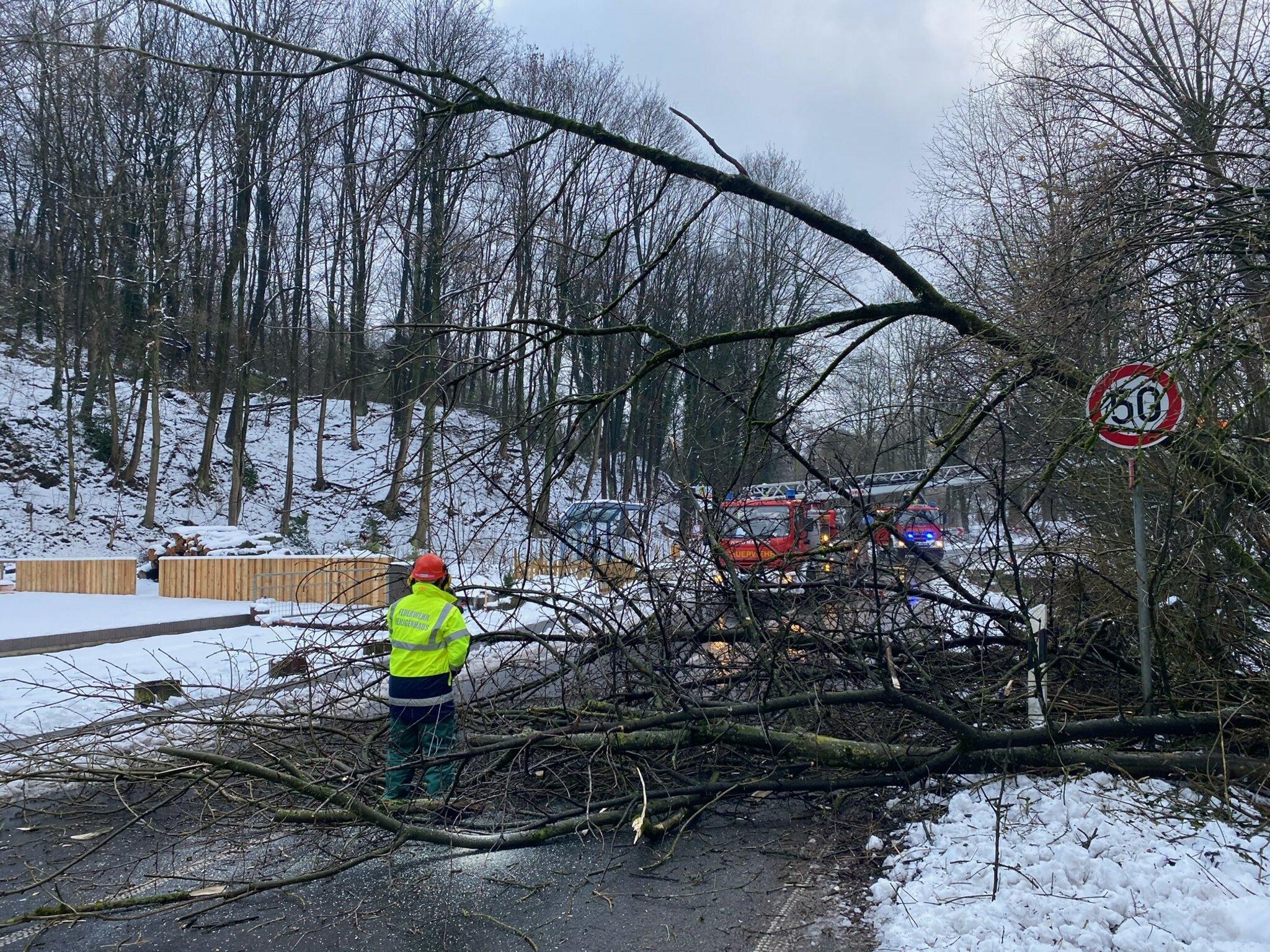 Isenbügeler Straße: Feuerwehr im Dauereinsatz - Heiligenhaus