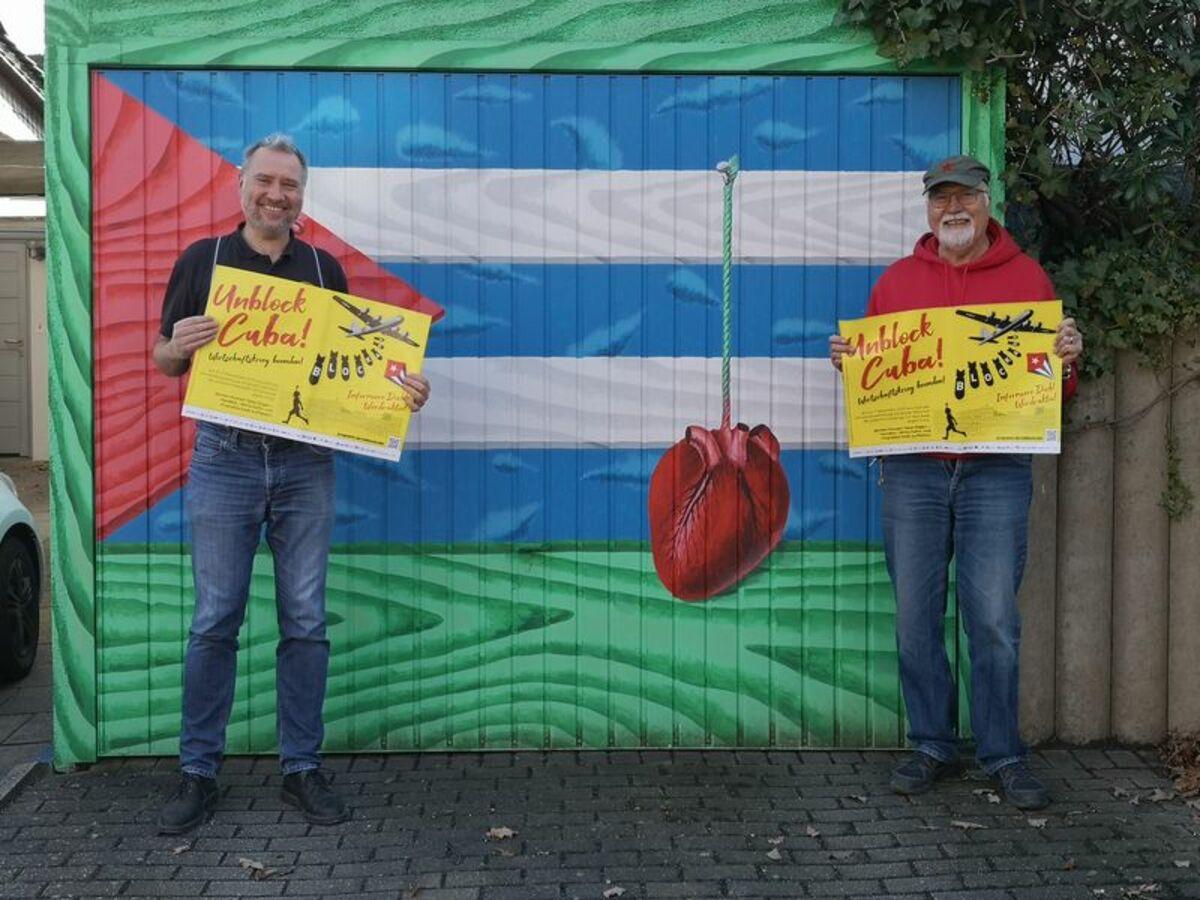Unblock Cuba in Bochum
