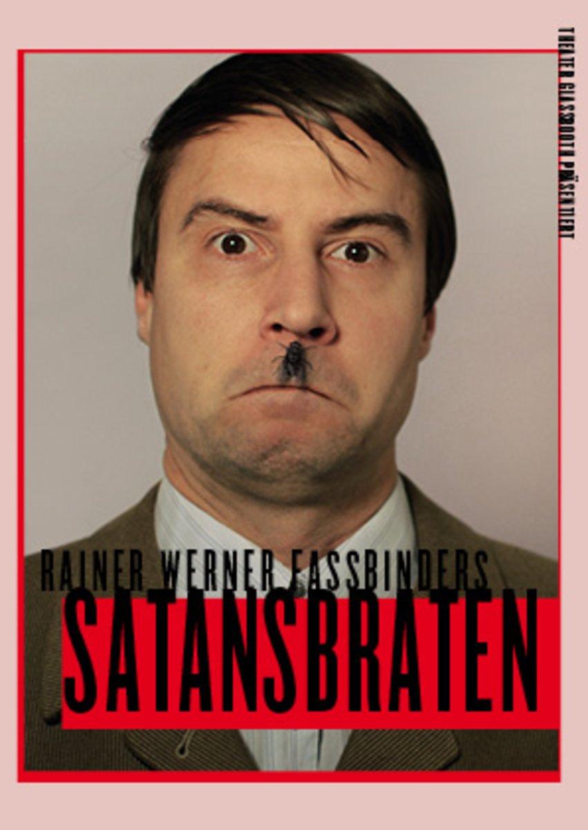 Satansbraten Film-fanartikel Presseheft Filme & Dvds