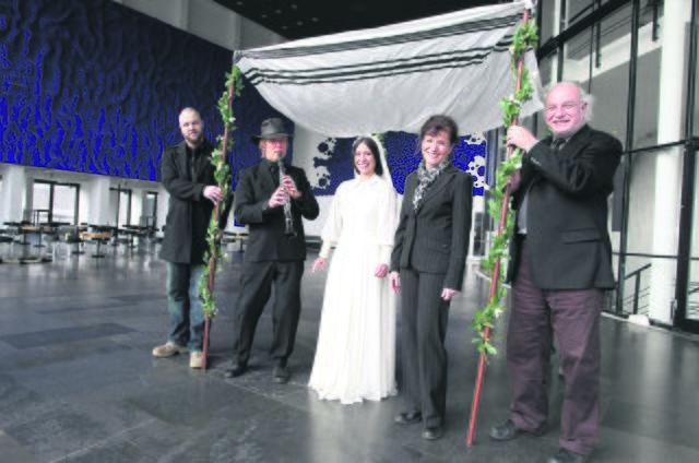 Mazel Tov Eine Judische Hochzeit