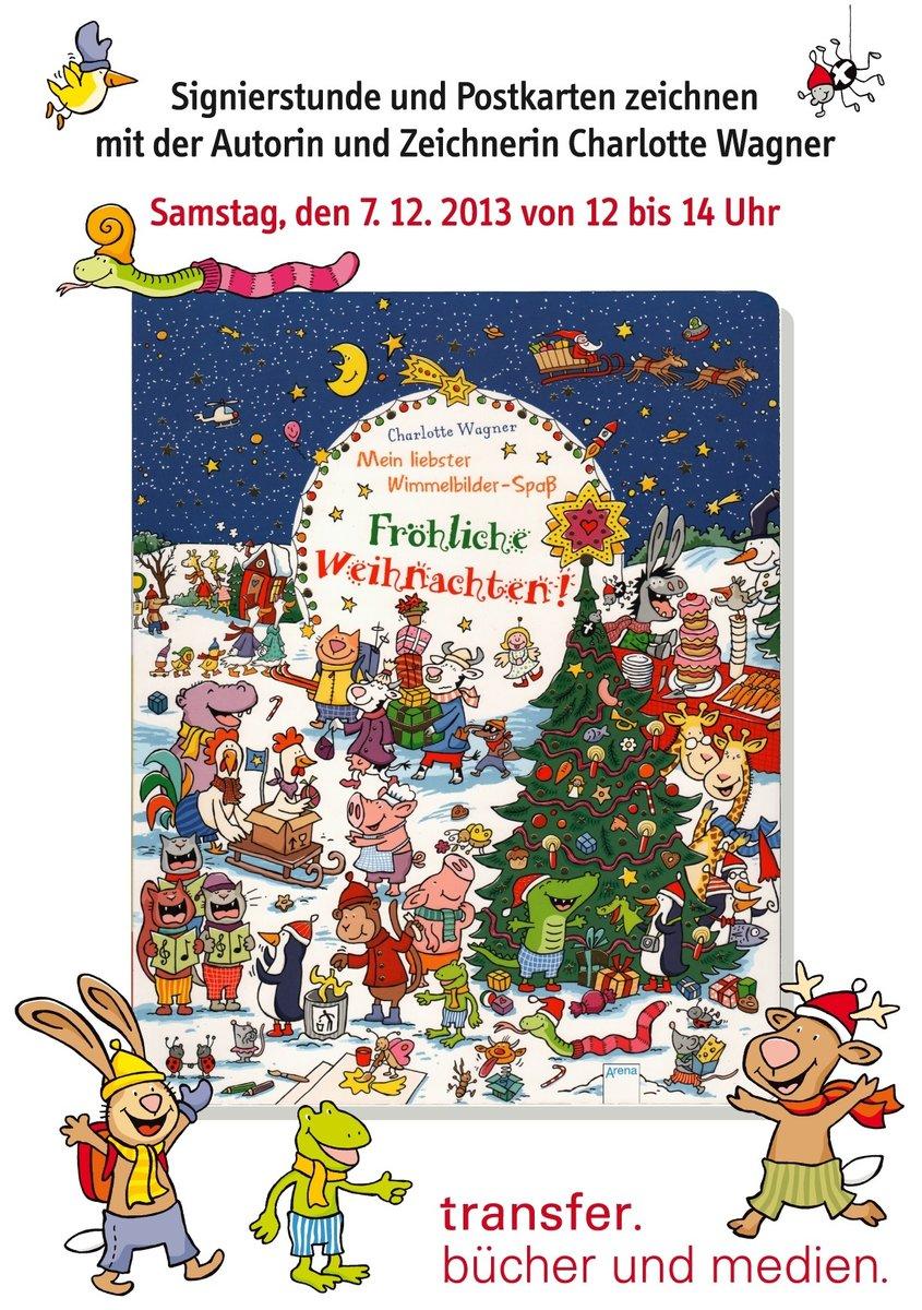 charlotte wagner: fröhliche weihnachten – mein liebster wimmelbilder ...