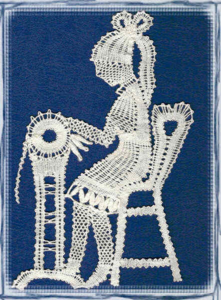 Textiles Gestalten Häkeln Stricken Klöppeln Für Anfänger Und