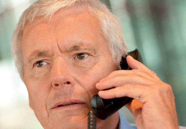 Kostenlose Telefonseelsorge
