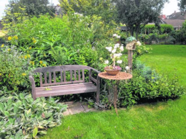 Private Gärten öffnen