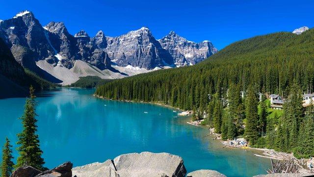 Kanada und Alaska: Diashow im Kino-Format in der Stadthalle
