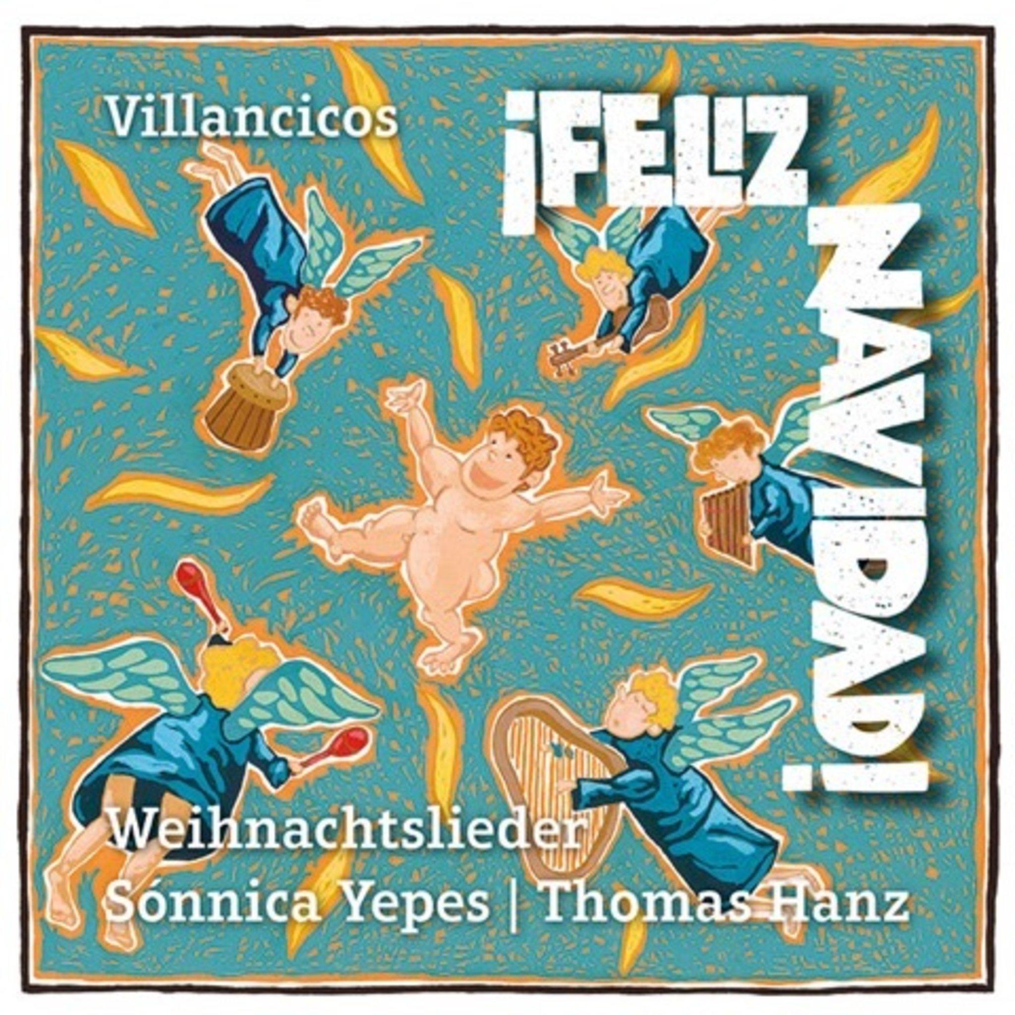 Feliz Navidad! Neue CD und Konzert mit spanischen und ...