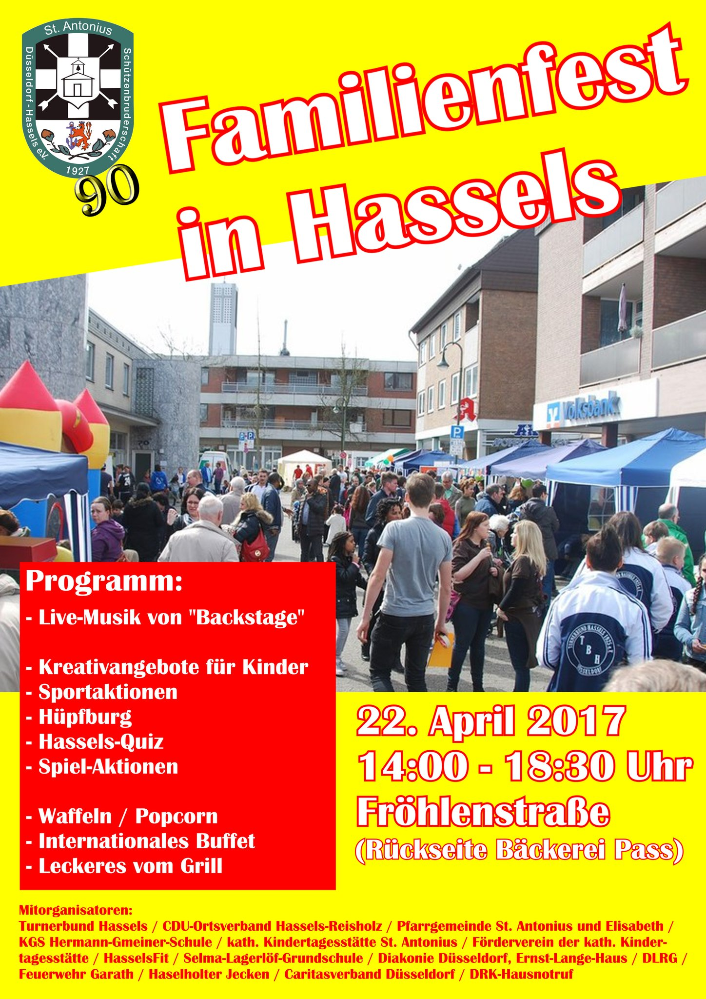 Familienfest In Hassels