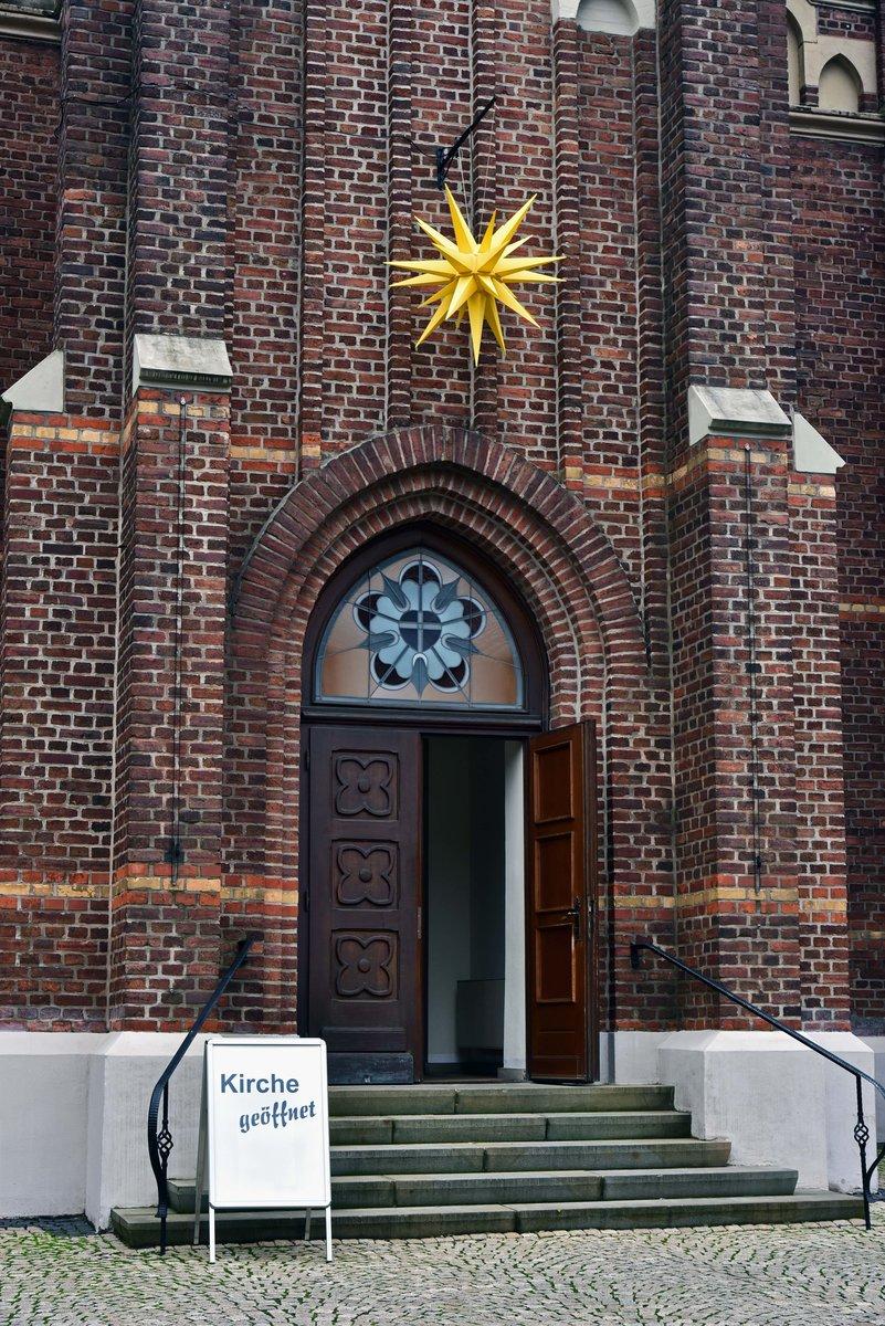 Weihnachtslieder-Wunsch-Gottesdienst am 2. Weihnachtstag