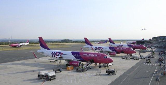 Mehr Angebot Im Winter Flugplan Wizz Air Führt Fünf Neue Strecken