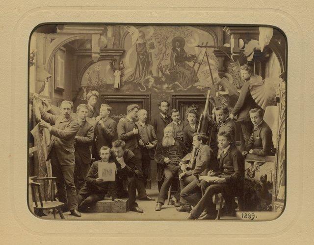 Niederrheinische Künstler Und Dichter Wer War Friedrich Stummel