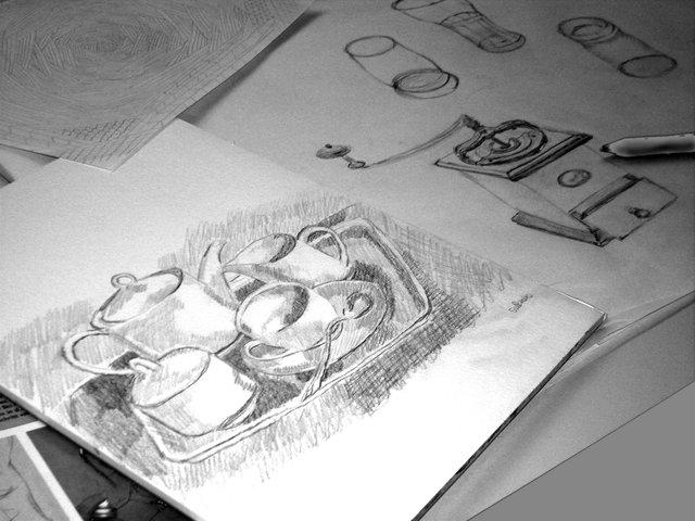 Zeichnen Lernen Sehen Lernen Mit Julia Kormendy