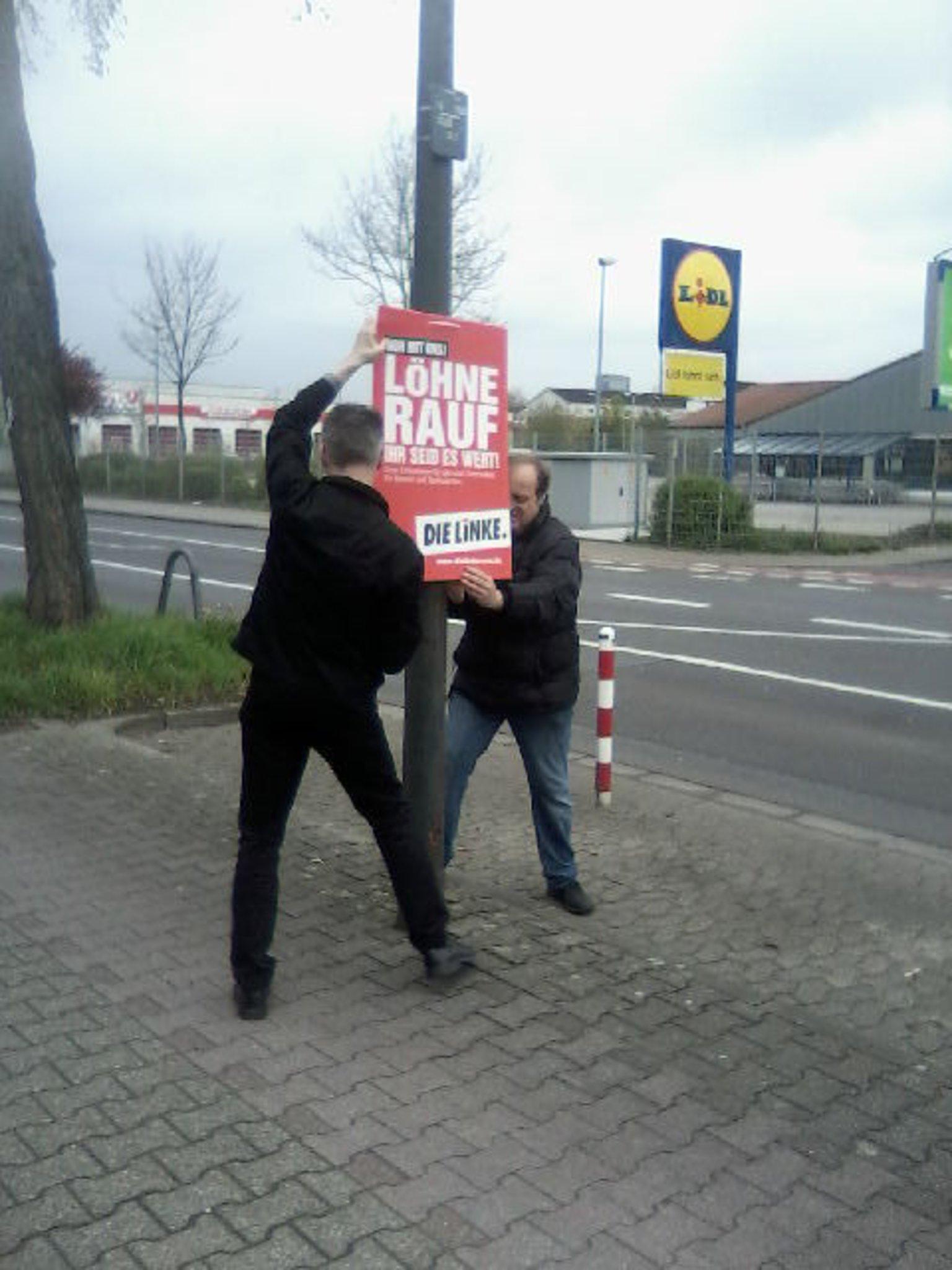Wahlhelfer Düsseldorf