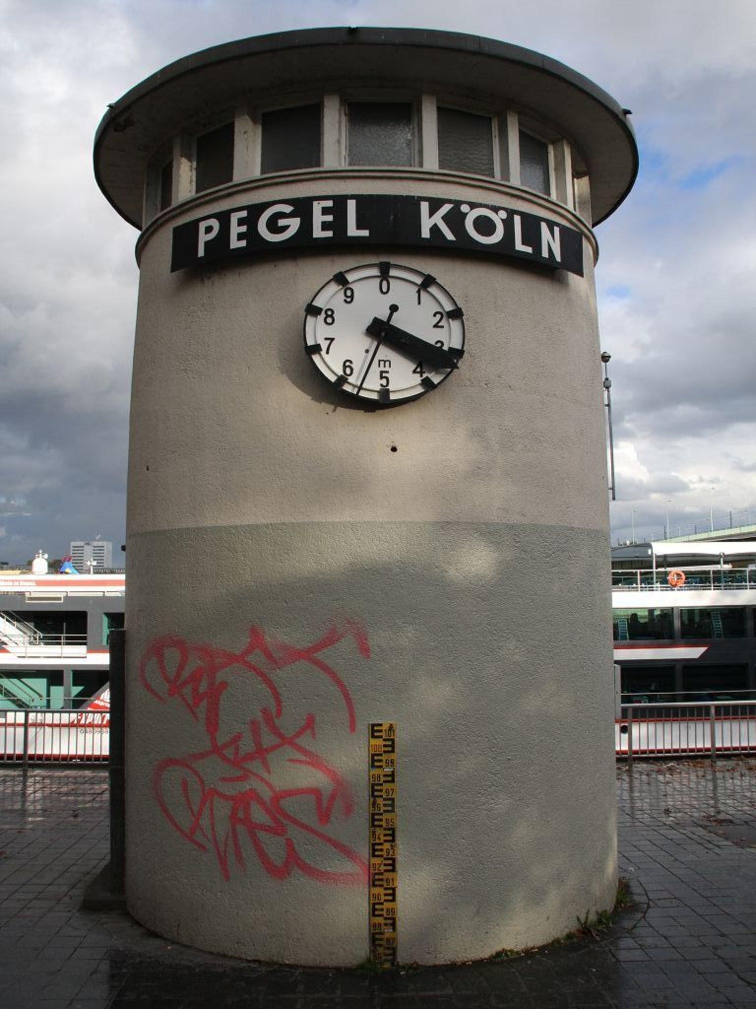 Pegel Köln Vorhersage