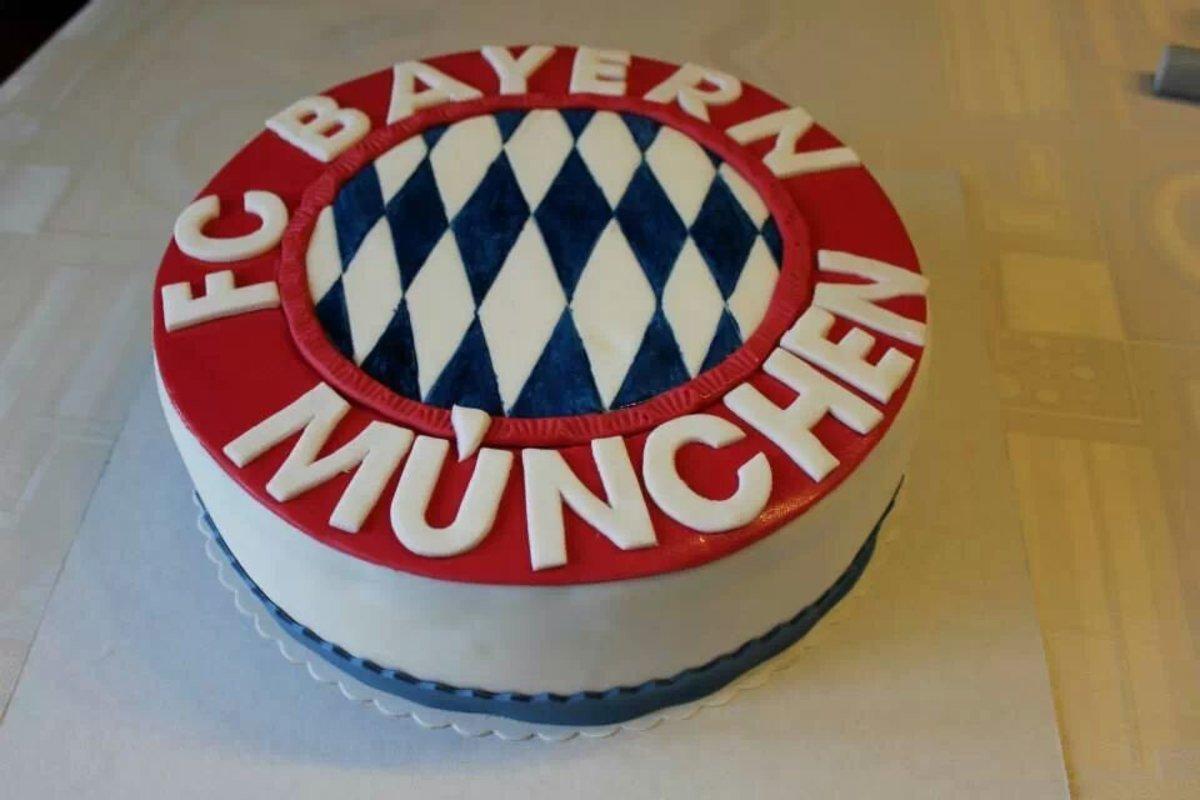 Fc Bayern Munchen Torte