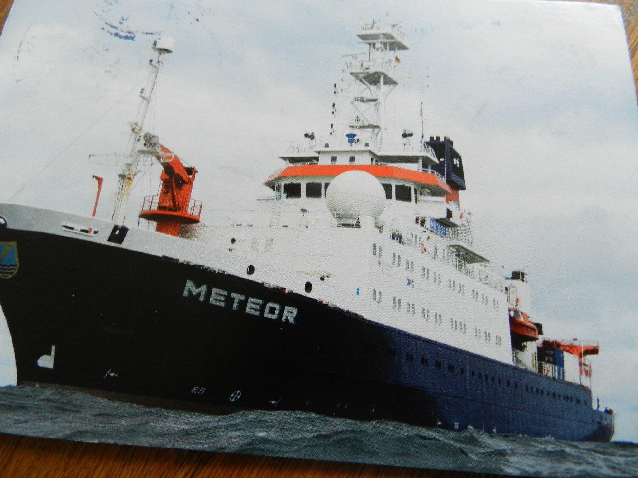 Dt. Forschungsschiff
