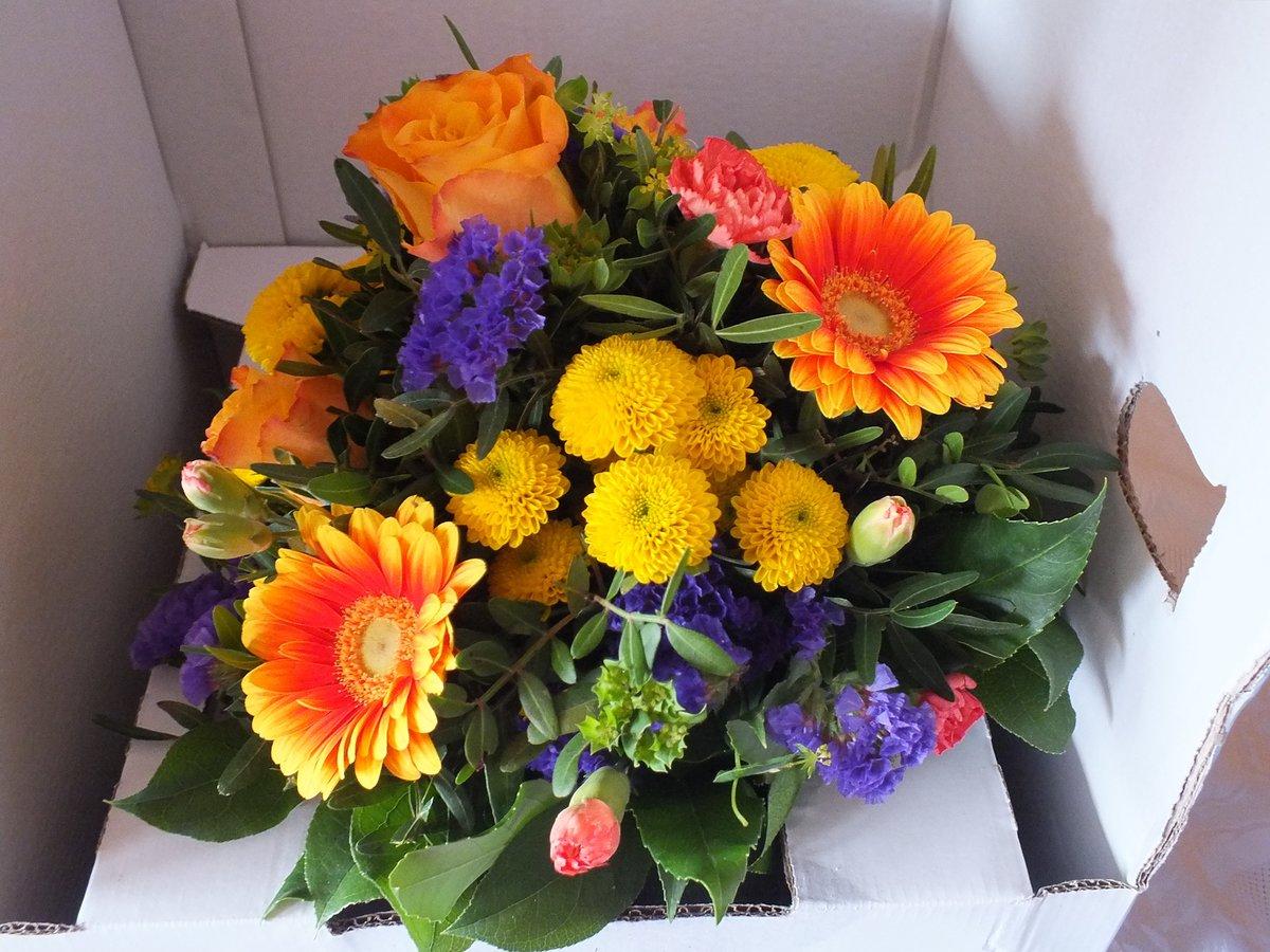 Diesen Schonen Blumenstrauss Habe Ich Von Ilse Und Bodo Aus