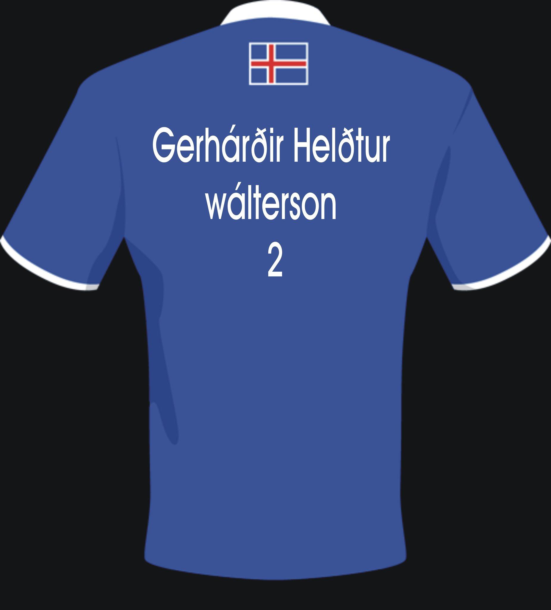 Name Isländisch