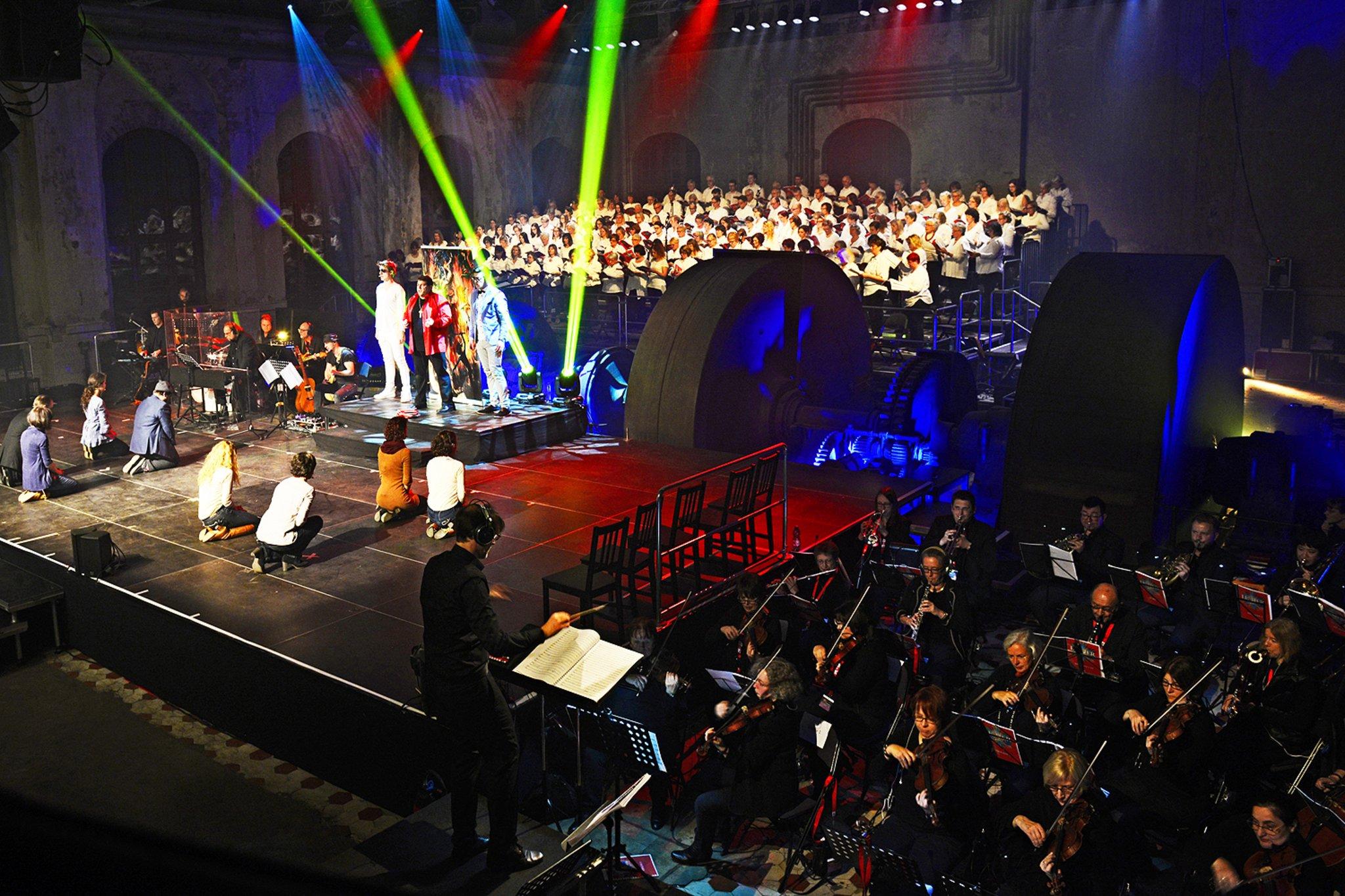 Pop Oratorium Luther