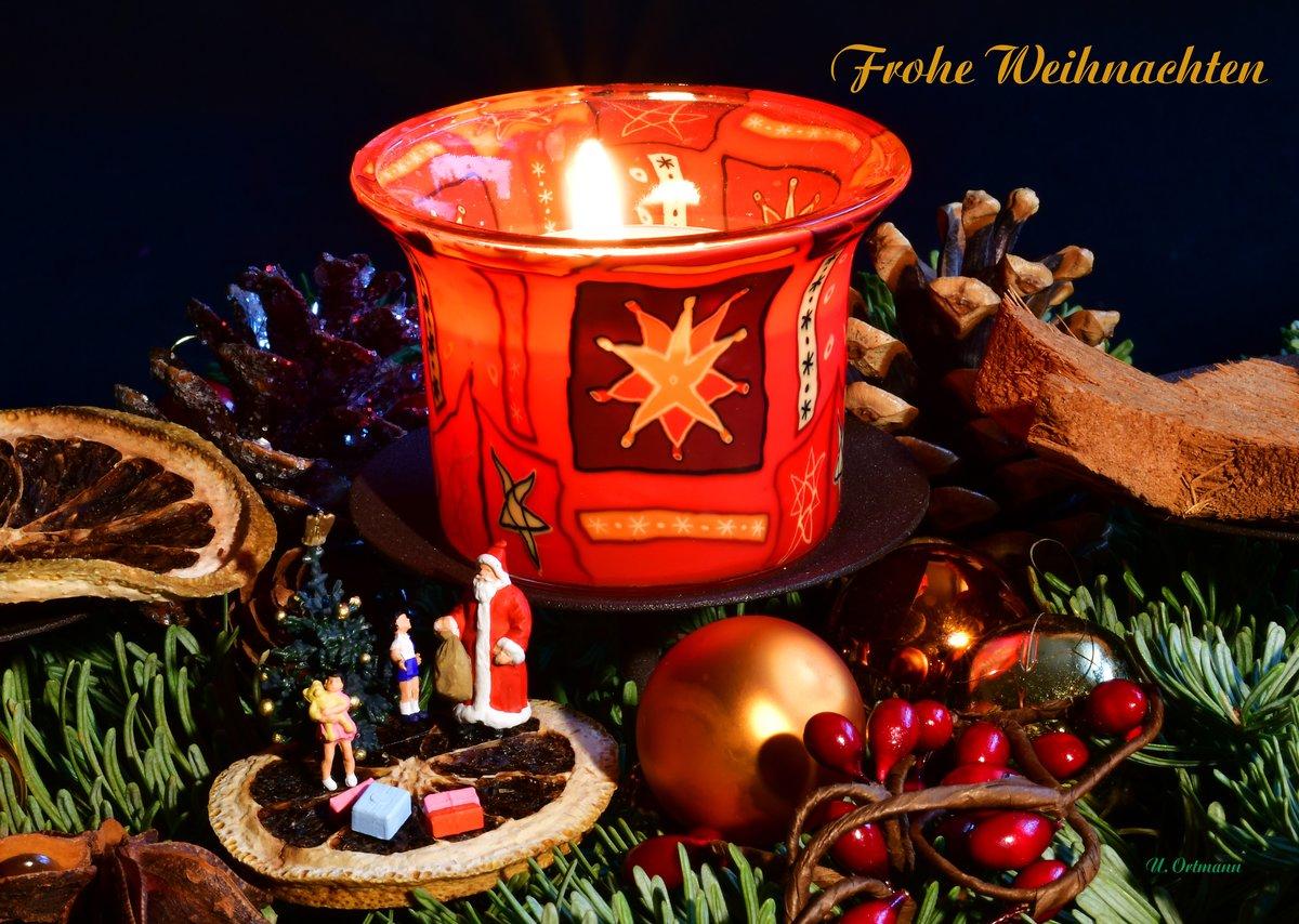 Frohe Weihnachten und ein gutes neues Jahr....